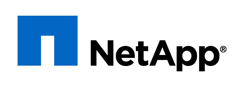 Logo for NetApp
