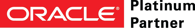 Logo for Oracle - Platinum Partner