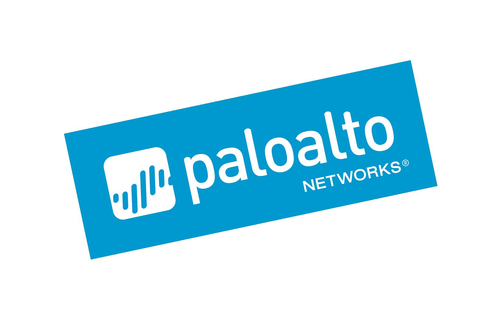 Logo for Palo Alto Networks