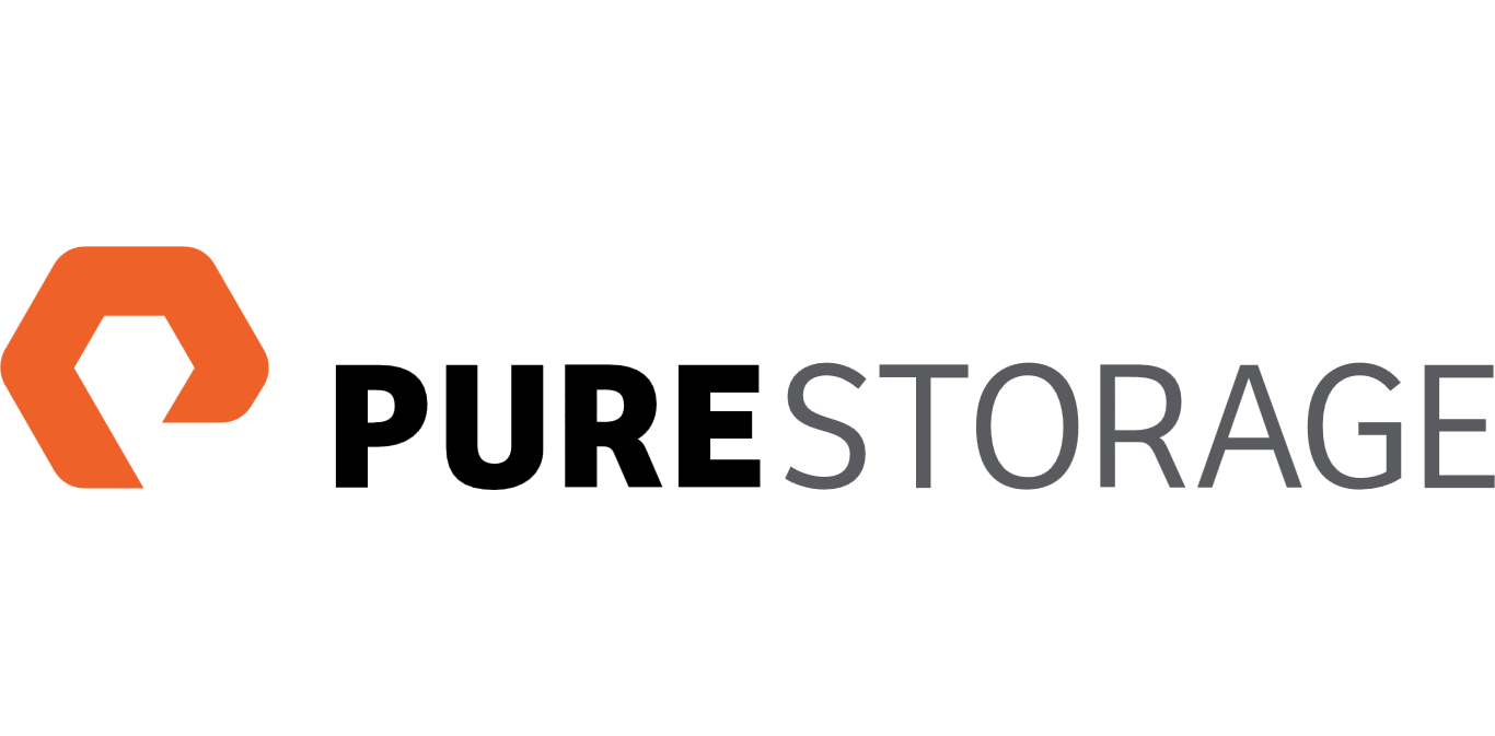 Logo for Pure Storage