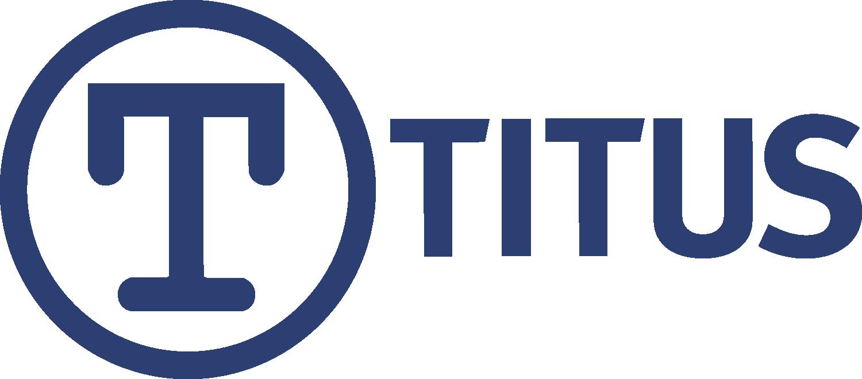 Logo for Titus