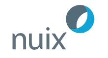 Logo for Nuix
