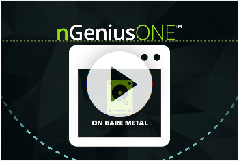 Thumbnail of the nGeniusOne video on YouTube