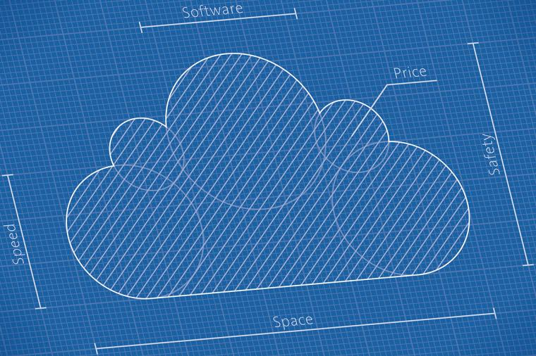 blueprint of cloud