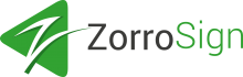 Logo for ZorroSign