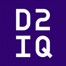 Logo for D2IQ