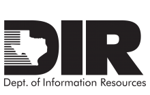 Logo for Texas Department of Information Resources