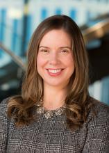 Photo of Amy Kelly, DLT's Vice President, Human Resources