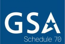 Logo for GSA IT Schedule 70 contracts