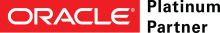 Oracle Platinum Partner Logo