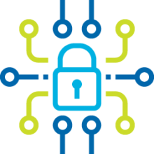 Logo for Cybersecurity
