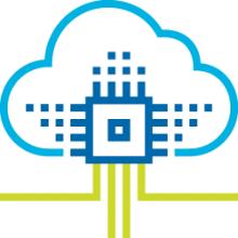 Icon for Cloud Computing