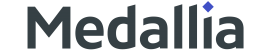 Logo for Medallia